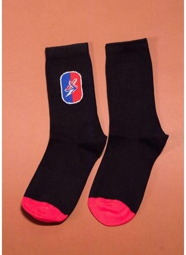 Huxel Çorap Siyah